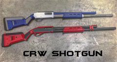 CRW custom shotgun & parts