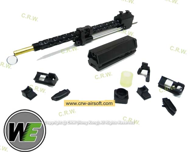 Open Bolt System Conversion Kit for PDW (Long) by WE