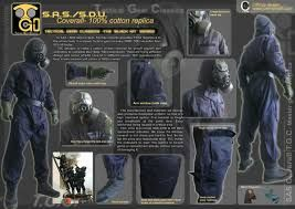 SAS SDU coverall Gen2 replica by TGC (Size: L-5XL in stock)
